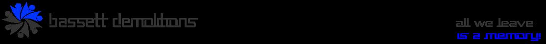 Bassett Demolitions Logo